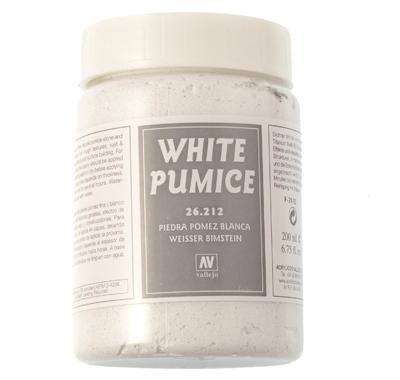 Pasta white pumice 200 ml
