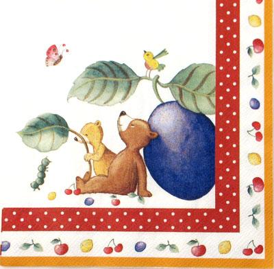 Salveta Kiddy Bear D3