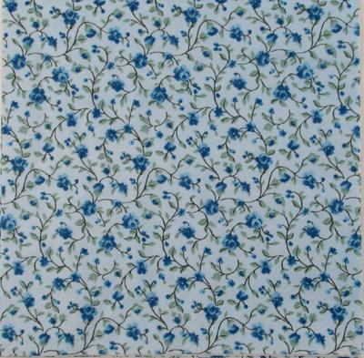 Salveta Mali plavi cvijetići G19