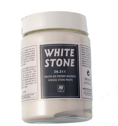 White stone pasta 200 ml