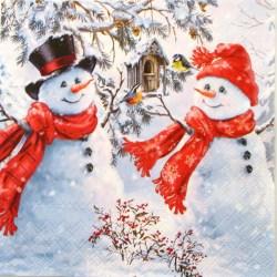 Salveta-snjegovici