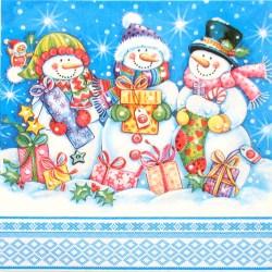 Salveta-tri-snjegovica