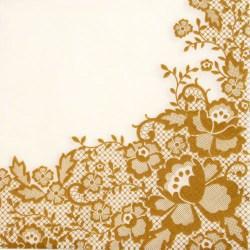 Salveta-zlatna-cipka
