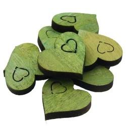 Srca-zelena