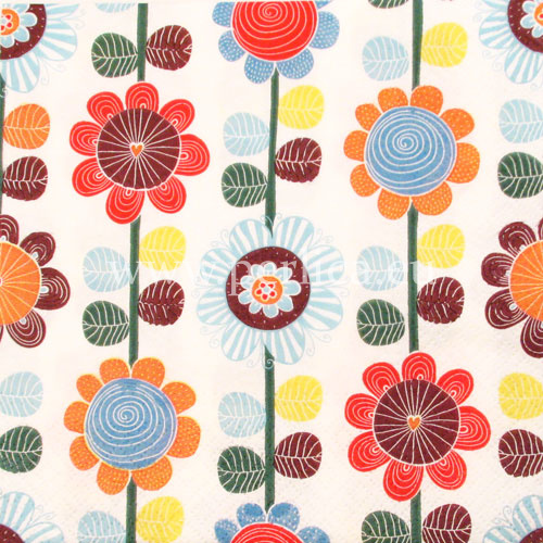 Salveta Nižemo  cvijece C26